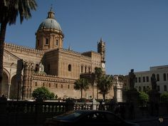 Cathedral - Palermo, Sicily   Flickr - Photo Sharing!