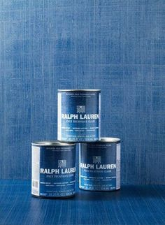 Add character to any room with Ralph Lauren Paint's Faux Technique line of bases… Home Renovation, Home Remodeling, Denim Decor, Ralph Lauren Paint, Higher Design, Indigo, Painted Floors, Next At Home, Textured Walls