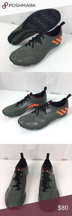 new product f02c2 41b36 Adidas Men s XCS Spikeless Trail Running Shoes 11 Adidas Men s XCS  Spikeless Trail Running Shoes BA8394