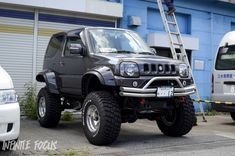 31-0191 Suzuki Jimny, Jimny 4x4, Samurai, Hunting Guns, Expedition Vehicle, Horde, Rigs, Cars And Motorcycles, Offroad
