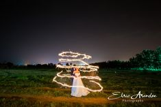 Light painting Light Painting, Dandelion, Fair Grounds, Flowers, Plants, Photography, Wedding, Valentines Day Weddings, Photograph