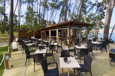 Gassho Sanxenxo Lounge Café-Bar en el parque Punta Bicaño.