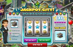 CityVille by Zynga by Charles White III, via Behance