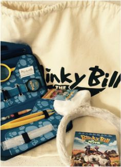 Win a Blinky Bill The Movie Prize pack thanks to Event Cinemas