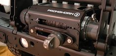Your winch is expensive, so is the synthetic line you use with it. Keep it clear of debris and away from harmful UV rays with the Pronghorn Overland Gear Top Mount Winch Case.