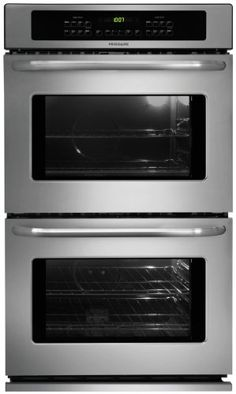 Convection Frigidaire FGMC2765PF Renewed Gallery 27 Stainless Steel Electric Combination Wall Oven