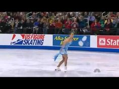 ▶ Alissa Czisny 2011 US Nationals FS - YouTube