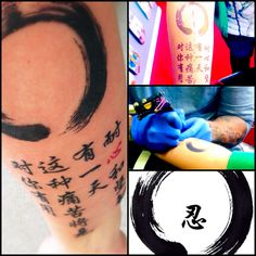 Be patient and tough. Someday this pain will be useful to you. #enso
