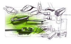Sketches we like / Sketch / quick Sketch / Green / Digital Artwork / at Coroflot