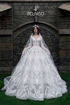 www.charmegaby.com FRANCHESKA Dress $2000.00