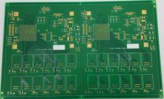 Product name: Blind Buried Via PCB Product description: Blind vias, L1-L2, L7-L8 Buried vias, L2-L7 BGA work line width/space: 3mil/3mil ENIG finishing,  0.05-0.1um gold, 3-5um Nickel APPLICATION: Medical, Aerospace, Telecommunications, Robotics