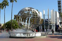 Located within the area of Universal City is the Universal Studios Hollywood theme park; the Universal CityWalk shopping and entertainment center; the former Gibson Amphitheatre; and Universal's studios, sets and backlots. Within the Los Angeles city limits are 10 Universal City Plaza, a 36-floor office building for Universal and NBC; the Sheraton Universal; and the Universal Hilton. The Metro Red Line underground station of the same name is located opposite the 10 Universal Plaza.
