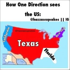 Yeah xD At least they recognize my state...