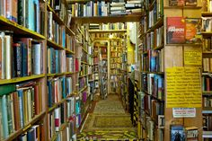 Because it's home to the best, most dangerous bookshop in the world. | 53 Reasons Living In Edinburgh Ruins You For Life