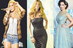 The stars' slimming secrets - A look at out how the stars get red carpet ready