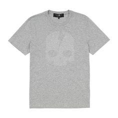 ☆HYDROGEN☆ハイドロゲン スカル 半袖 Tシャツ T Shirts For Women, Mens Tops