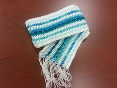 Made To Order - Crochet - Custom Long Scarf by HandmadeCraftPassion on Etsy