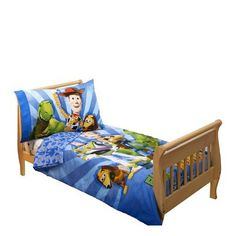 disney toy story 4 piece bedding set toddler - Toy Story Toddler Sheets