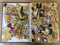 Discover recipes, home ideas, style inspiration and other ideas to try. A Level Art Sketchbook, Textiles Sketchbook, Mind Map Art, Mind Maps, Sketchbook Inspiration, Sketchbook Ideas, Artist Research Page, Fine Art Textiles, Decay Art