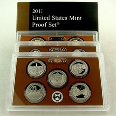 2011 United States Proof Set in Government Packaging * You can find more details by visiting the image link.