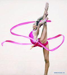 Daria DMITRIEVA (RUS) Ribbon