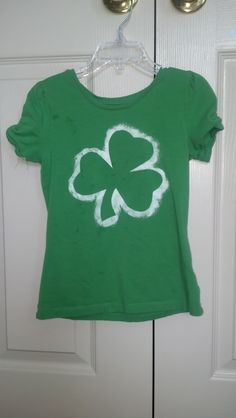 Cabbage Not Just For St. Patrick's Day – St. Diy St Patricks Day Shirt, St Patricks Day Clothing, St Patricks Day Food, St Patrick Day Shirts, Crochet Shirt, St Paddys Day, St Pattys, T Shirt Diy, Party Fashion
