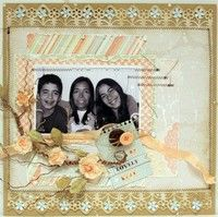 A Project by LUZMA from our Scrapbooking Gallery originally submitted 03/03/12 at 04:23 PM
