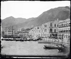 """Historial Hong Kong: """"Through the Lens of John Thomson: Hong Kong and Coastal China, 1868-1872"""" 