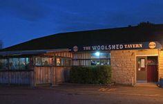 Woolshed Tavern front #kiwihospo #WoolshedTavern #KiwiPubs #KiwiBars