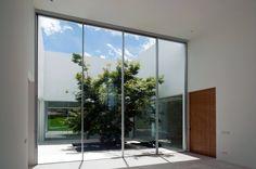 CASA PATIO EN ALCOBENDAS_OTTO MEDEM ARQUITECTURA | AIB Architecture_Obras