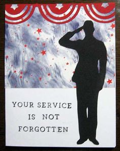 Veterans Day card - Scrapjazz.com