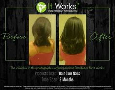 #results All day Err Day! #HSN #hairskinnails #itworks