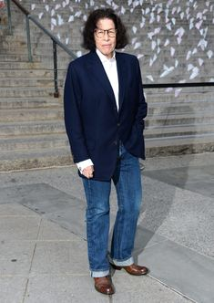 Gentlewoman style at its finest: Fran Lebowitz
