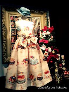 Jane Marple FUKUOKA Christmas Display