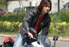 Vic Chou, Jerry Yan, F4 Meteor Garden, Drama Series, Bomber Jacket, Handsome, Taiwan, Mars, March