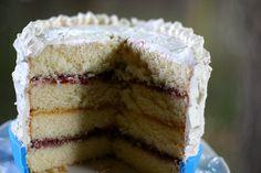 America's Test Kitchen wedding cake recipe