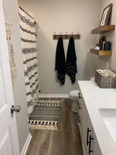 Bathroom Renos, Small Bathroom, Bathroom Inspiration, Bathroom Inspo, Bathroom Ideas, Upstairs Bathrooms, Bath Remodel, Bathroom Interior Design, My New Room