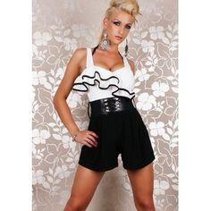 Şortlu Mini Elbise