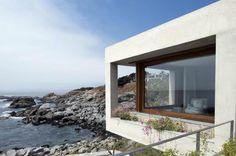 2 houses at Punta Pite by Izquierdo Lehmann Arquitectos