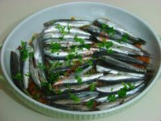 Fırında Hamsi Buğulama Tarifi Yapılış Aşaması 8/12 Asparagus, Green Beans, Vegetables, Food, Nature, Studs, Vegetable Recipes, Eten, Veggie Food