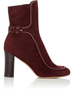 DEREK LAM Sam Piped Ankle Booties. #dereklam #shoes #boots
