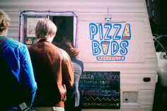 #97 Pizza Buds in Nashville, TN (101 Best Food Trucks in America)