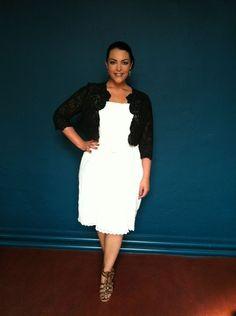 May 7, 2013 Joe FM Belgium Bolero: Karen Millen Dress: French Connection Shoes: Sacha