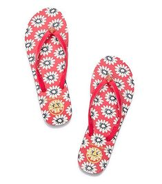 58cfb2784 Tory Burch Nantucket RED Navy SEA White Primrose Size 8     Thanks a lot  for seeing our image. (This is our affiliate link). Sandals For Women