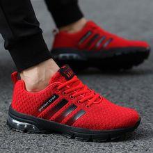 4d9f483eccc Plus Size Breathable Comfortable Men s Sneakers