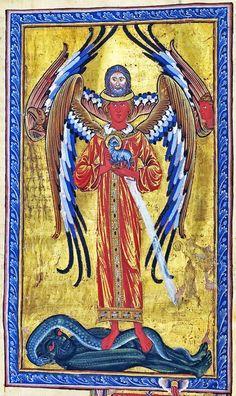 "https://flic.kr/p/qoPUKZ | Hildegard of Bingen - First vision of the Trinity | Hildegard von Bingen - Ildegarda di Bingen – Liber Divinorum Operum – Biblioteca Governativa di Lucca Codex Latinus 1942 fol-1v - Trinity  Interpretation: <a href=""http://www.academia.edu/3597758/Hildegard_of_Bingen_Book_of_Divine_Works_Part_I_Vision_1"" rel=""nofollow"">www.academia.edu/3597758/Hildegard_of_Bingen_Book_of_Divi...</a>"