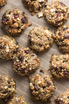 Let's be real—who needs cereal when you can make these Superfood Breakfast Cookies instead?