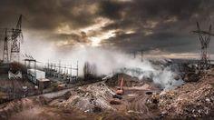 Zware brand in recyclagebedrijf: nog hele dag nablussen