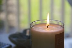 Last Year's Girl blog: Arran at Home candle
