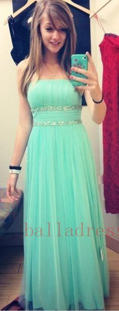 #MINT  #GREEN  #prom #party #evening #dress #dresses #gowns #cocktaildress…